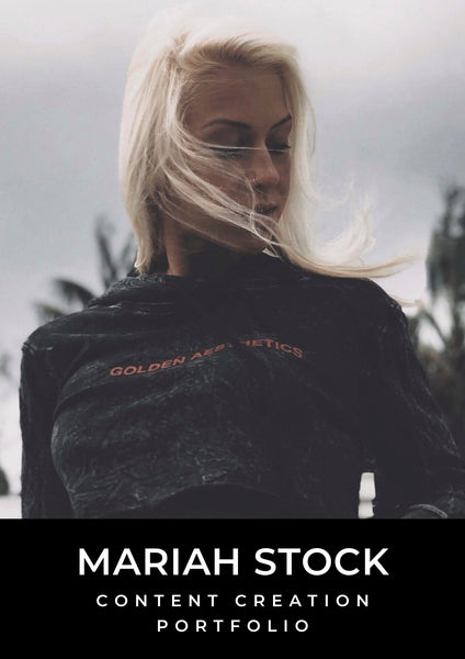 Mariah Stock - Content Creation