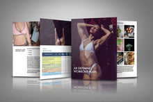 Load image into Gallery viewer, MARIAH STOCK'S ABS+PULL-UP STRENGTH PLANS - Mariah Stock