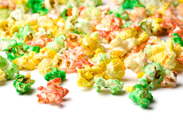 5 Fun Popcorn Crafts for Your Kids This Summer