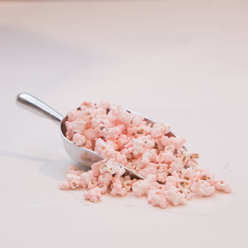Maize Gourmet White Chocolate Strawberry Popcorn