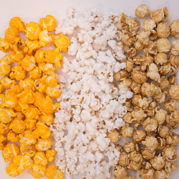 Maize Gourmet Classic Medium Popcorn Gift Box Combo - 3 Bags
