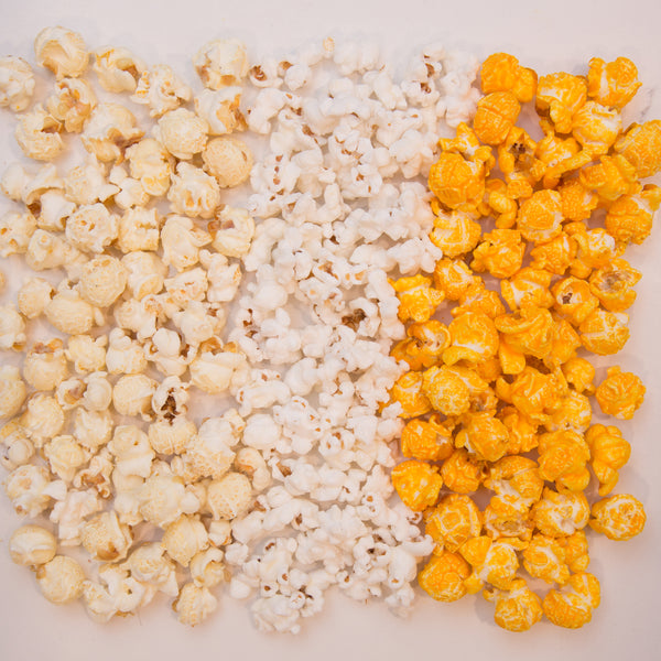 Maize Gourmet Cheesy One Medium Popcorn Gift Box - 3 Bags