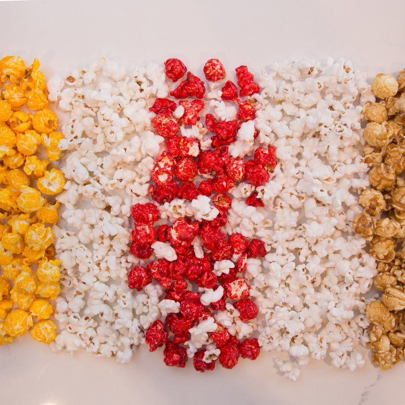 Maize Gourmet Holiday Joy Small Popcorn Gift Box - 5 Bags