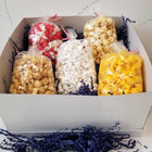 Big Red Small Popcorn Gift Box - 5 Bags