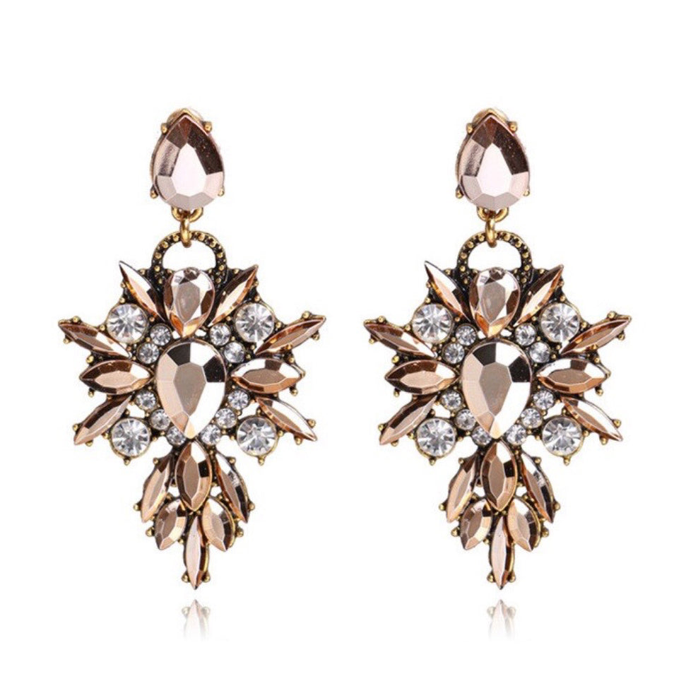 Champagne Royal Earrings