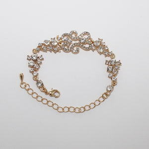 Golden Fairy light Bracelet