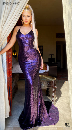 Load image into Gallery viewer, Amethyst Bombshell Luxe