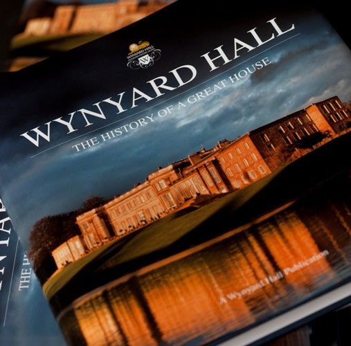 Wynyard Hall History Book