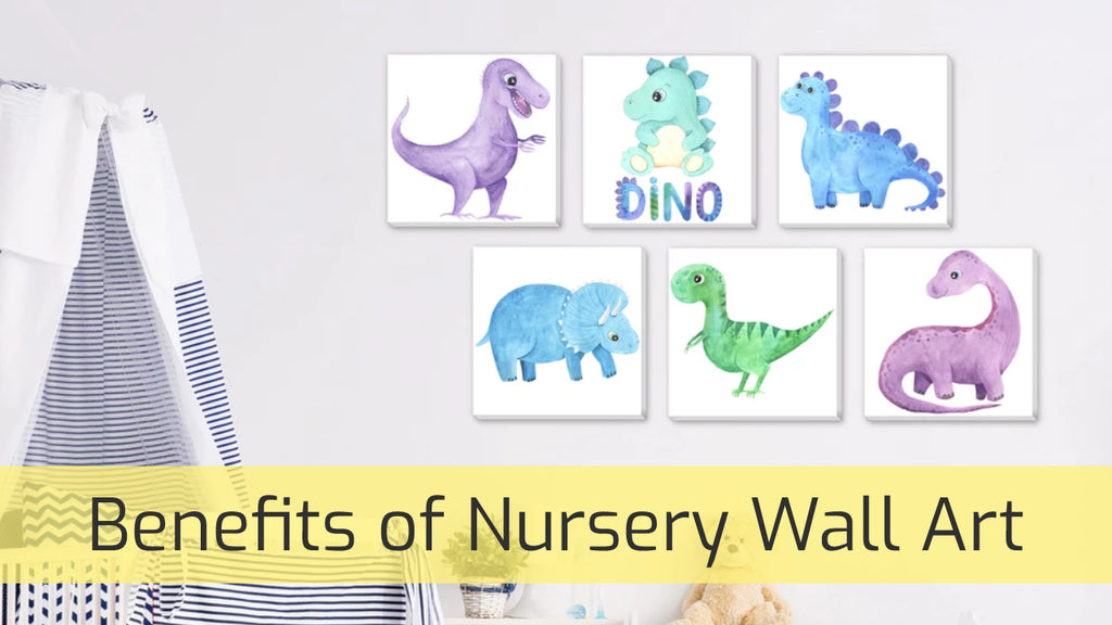 Benefits of Nursery Wall Art