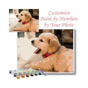 Paint by Numbers Tips