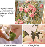 Lavender Garden- Paint by Numbers Kit
