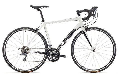 Genesis - Delta 10 - Med - White - Road Bike