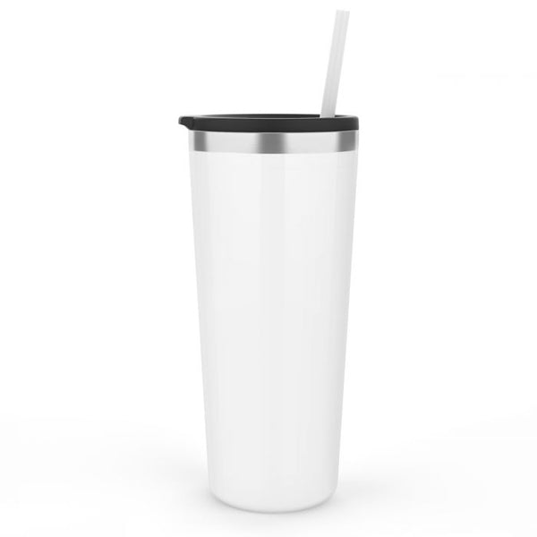 White 22oz Roadie Tumbler