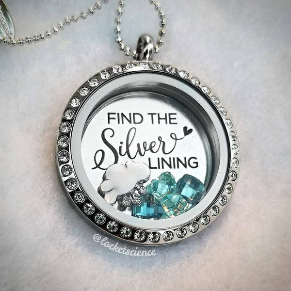 Origami Owl Find the Silver Lining