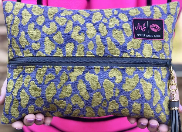Jungle Cheetah MJ Bag Large
