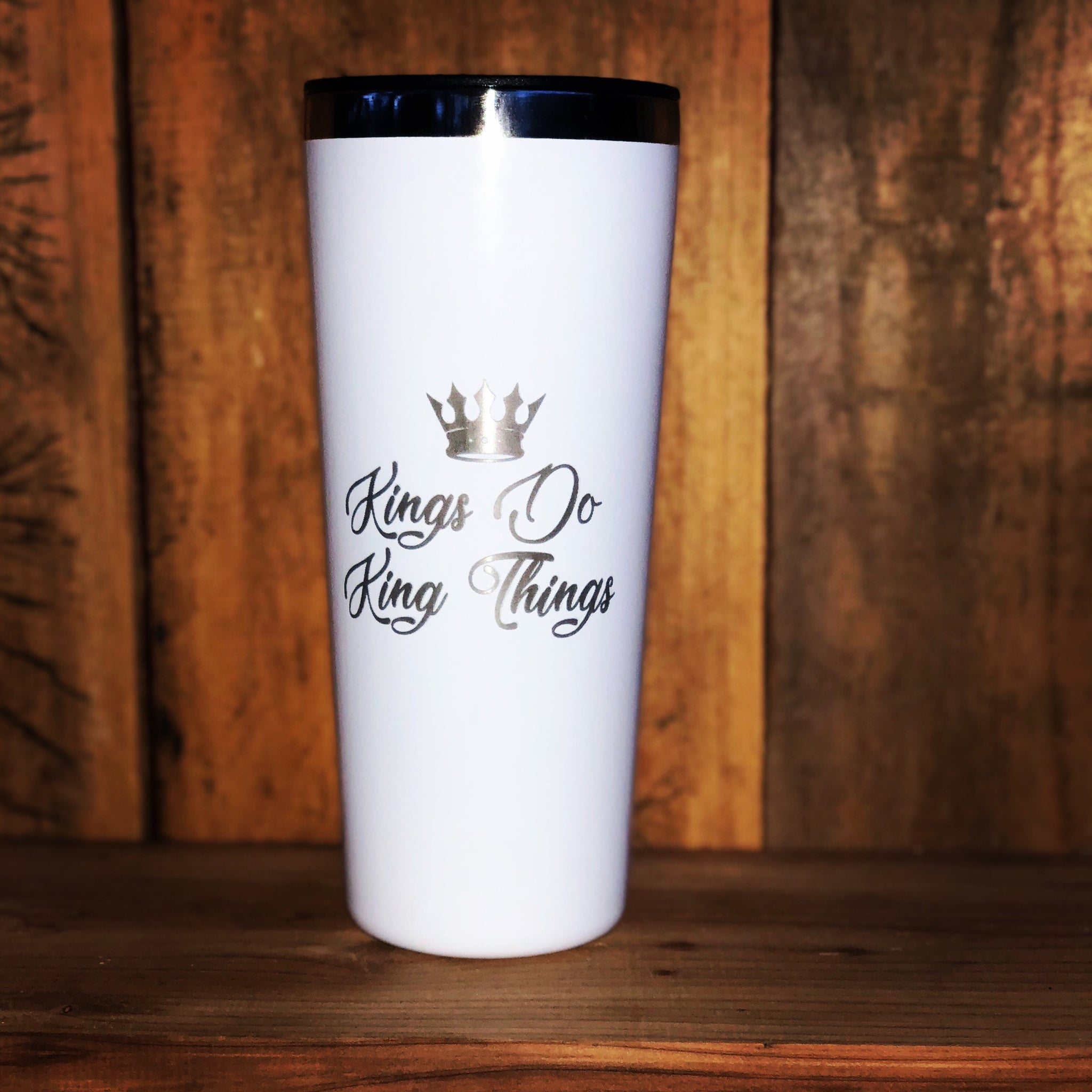 5b45a37e6d6 White 22oz Roadie Tumbler – Heather's Custom Creations LLC