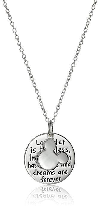 Laughter is Timeless Necklace