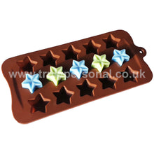 Load image into Gallery viewer, 3D Star Silicone Mould | Truly Personal | Wax Melts, Soap