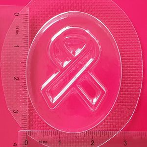 Awareness Ribbon Bath Bomb Mould by Truly Personal