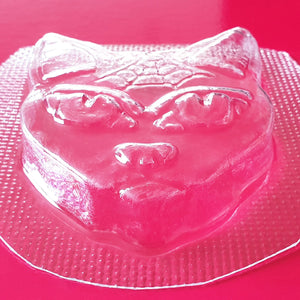Black Cat bath bomb mould by Truly Personal