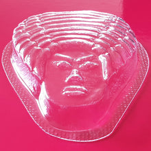 Load image into Gallery viewer, Bride of Frankenstein Bath Bomb Mould by Truly Personal