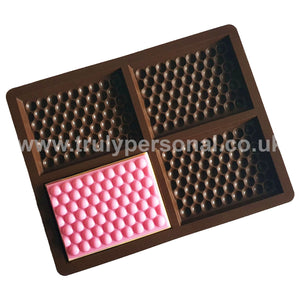 Bubble Bar Silicone Mould - 4 Cell | Truly Personal