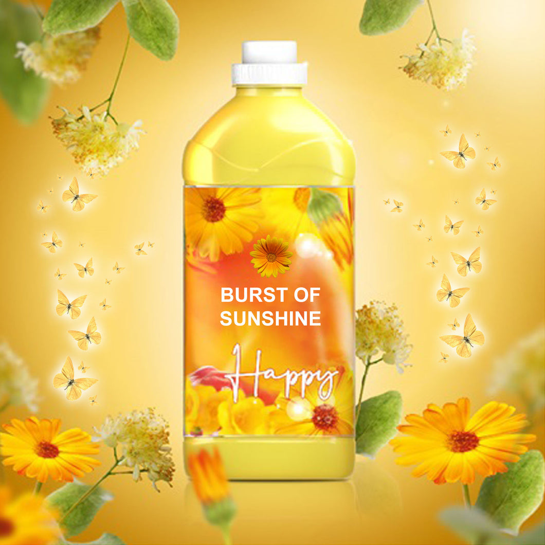 Burst Of Sunshine Fragrance Oil | Truly Personal | Candles, Wax Melts, Soap, Bath Bombs