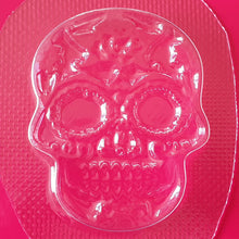 Load image into Gallery viewer, Candy Skull Mould by Truly Personal | Cosmetic Suppliers