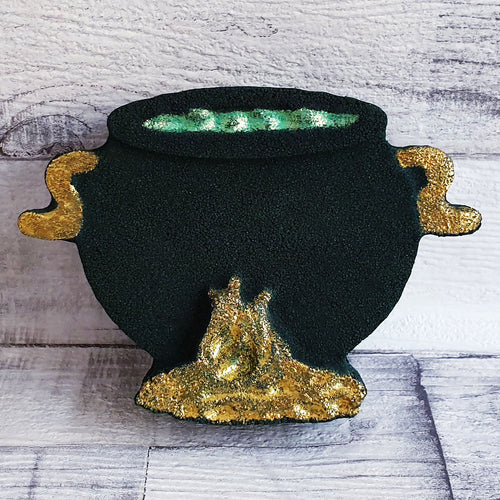 Cauldron Mould | Truly Personal | Bath Bomb, Soap, Resin, Chocolate, Jelly, Wax Melts Mold