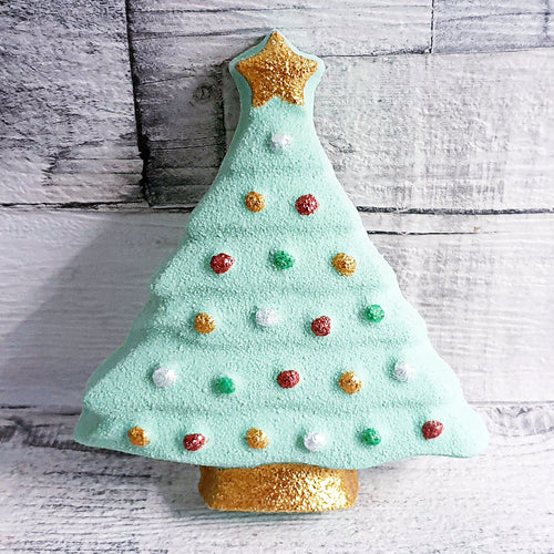 Christmas Tree Bath Bomb Mould by Truly Personal