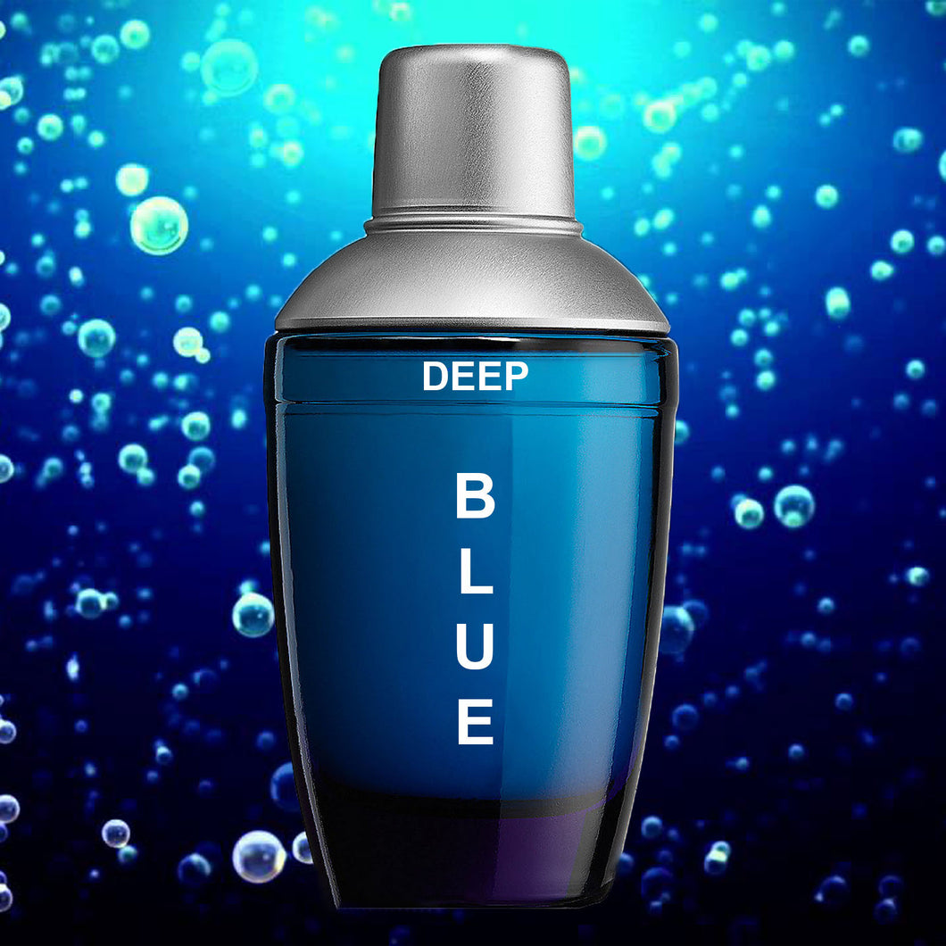 Deep Blue Fragrance OIl by Truly Personal