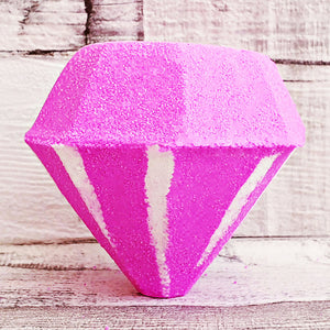 Diamond Bath Bomb Mould by Truly Personal
