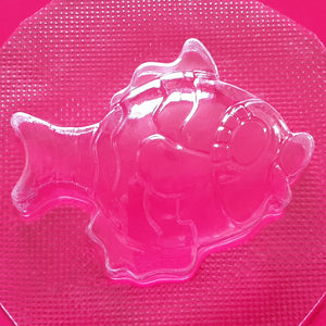 Fish bath bomb mould by Truly Personal
