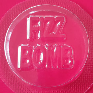 Fizz Bomb Bath Bomb Mould by Truly Personal