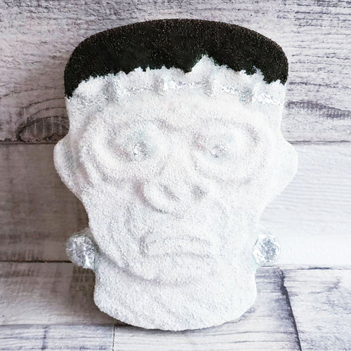 Frankenstein bath bomb mould by Truly Personal