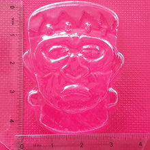 Load image into Gallery viewer, Frankenstein bath bomb mould by Truly Personal