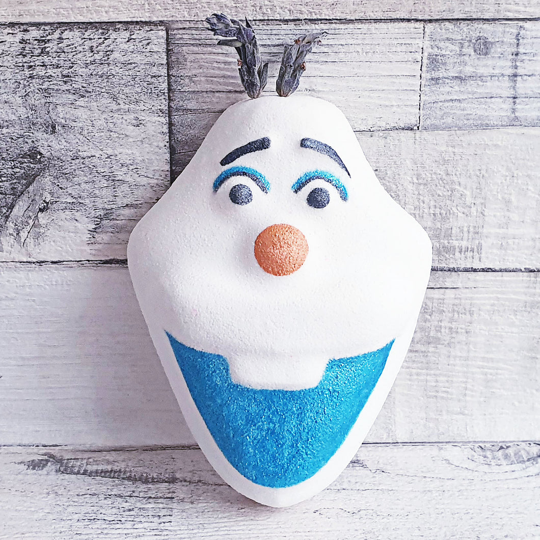 Frozen Snowman Bath Bomb Mould by Truly Personal