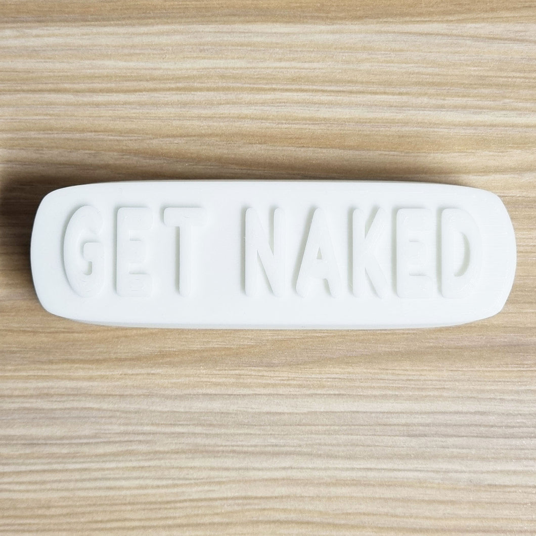 Get Naked Bath Bomb Mould by Truly Personal