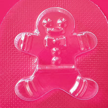 Load image into Gallery viewer, Gingerbread Man Bath Bomb Mould by Truly Personal