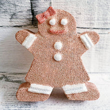 Load image into Gallery viewer, Gingerbread Woman Bath Bomb Mould by Truly Personal