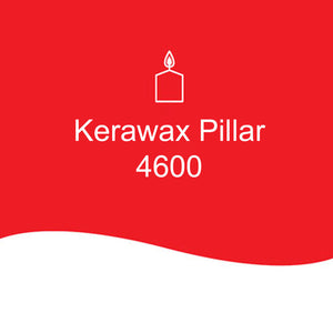 Kerax 4600 Pillar Blend Wax | Truly Personal | Candle & Wax Melt Supplies