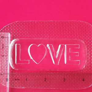 Love Bath Bomb Mould by Truly Personal