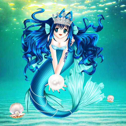 Majestic Mermaid Fragrance Oil | Truly Personal | Candles, Wax Melts, Soap, Bath Bombs