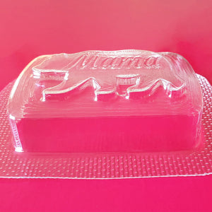 Mama Bear Bath Bomb Mould by Truly Personal