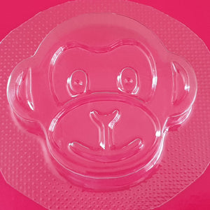 Monkey Bath Bomb Mould by Truly Personal