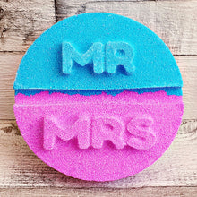 Load image into Gallery viewer, Mr and Mrs Bath Bomb Mould by Truly Personal