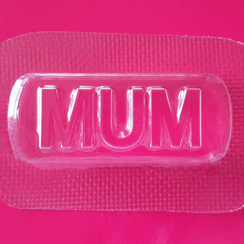 Mum Bath Bomb Mould by Truly Personal