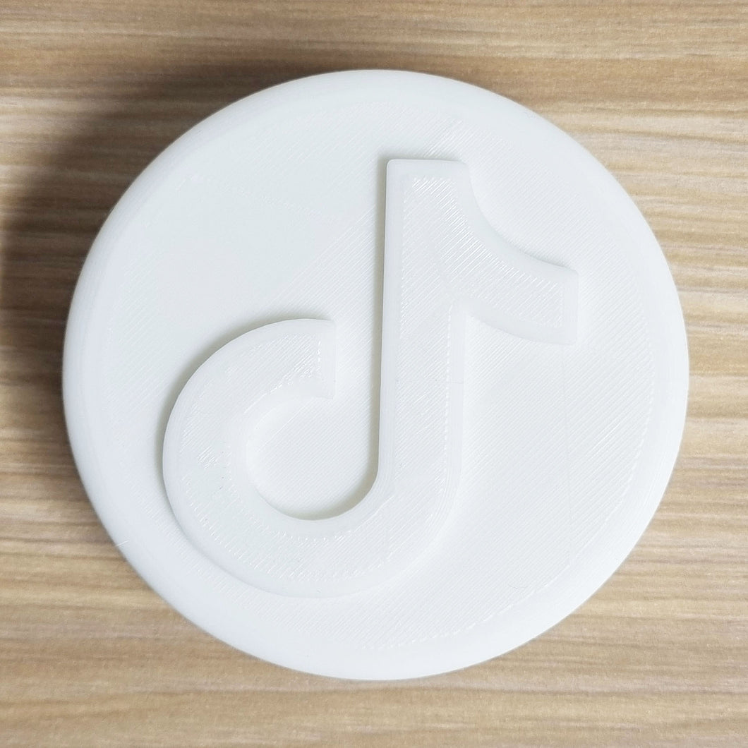 Music Note Bath Bomb Mould by Truly Personal