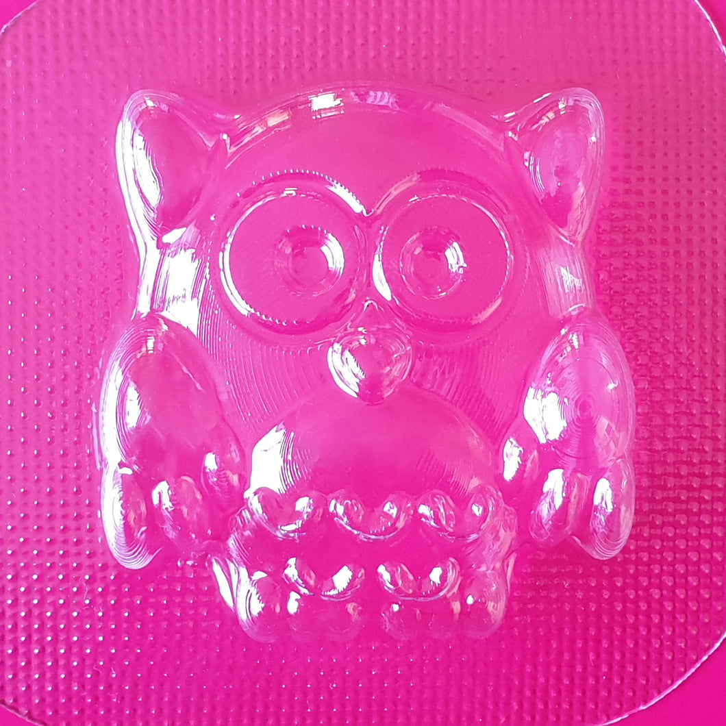 Owl Bath Bomb Mould by Truly Personal