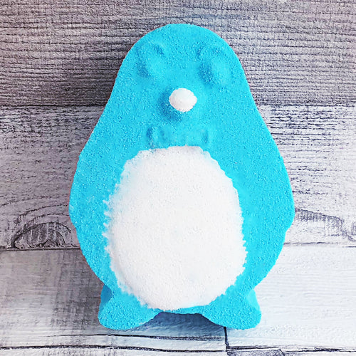 Penguin bath bomb mould by Truly Personal